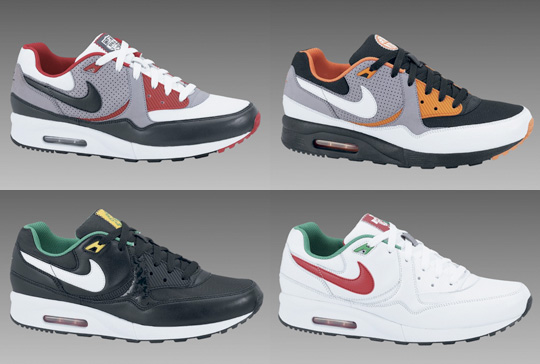 save off c78c9 2f36c Nike Air Max Light Worldcup Collection